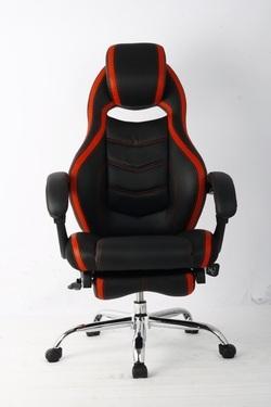 כסא/כורסא מנהלים+הדום רגליים דגם שומאכר