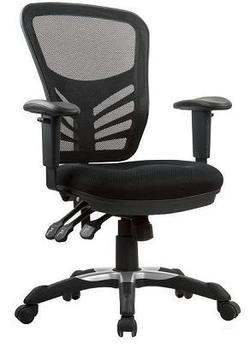 כסא מזכירה גב רשת דגם פרפקט