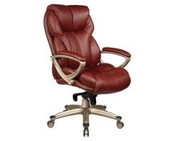 כיסא מנהלים ריפוד PU דגם קורל גבוה