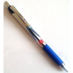 12 עט כדורי עם לחצן CELLO /TRIPLE TOPBALL