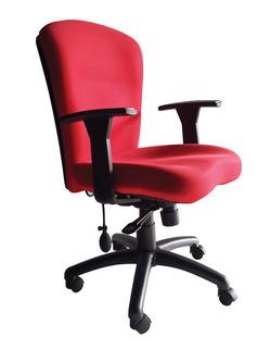 כסא מזכירה דגם OFFICER