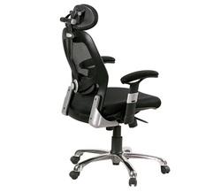 כסא מנהלים גב רשת דגם אמדאוס גבוה