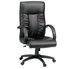 כיסא מנהלים גבוה ריפוד PU דגם פרזידנט