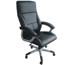כיסא מנהלים גבוה ריפוד PU דגם סקטור