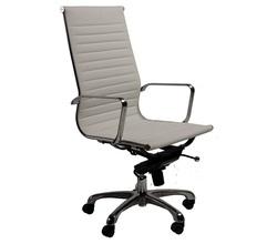 כיסא מנהלים ריפוד PU דגם גלרי גבוה