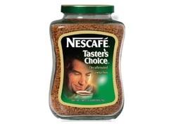 קפה נמס נטול קופאין טייסטרס צ'ויס - 200 גרם, Nescafe