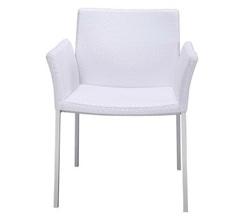 כסא אורח ריפוד PU דגם אליס