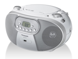 ���� ���� ���� Panasonic RX-DU10